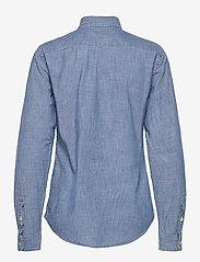 Polo Ralph Lauren - Cotton Chambray Shirt - denim shirts - bsr indigo - 1