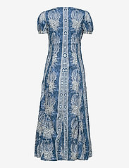Polo Ralph Lauren - Floral Cotton Dress - everyday dresses - 755 midnight blue - 2