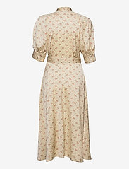 Polo Ralph Lauren - Floral Satin Dress - midi dresses - 793 gentle floral - 2