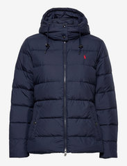 Polo Ralph Lauren - Belmont Down-Filled Jacket - winter jackets - aviator navy - 0