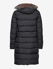 Polo Ralph Lauren - Faux Fur-Trim Down Coat - winter coats - polo black - 3