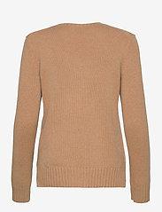Polo Ralph Lauren - Polo Bear Wool-Blend Sweater - jumpers - camel melange mul - 2