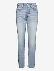 Polo Ralph Lauren - Callen High-Rise Slim Jean - slim jeans - light indigo - 1