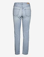 Polo Ralph Lauren - Callen High-Rise Slim Jean - slim jeans - light indigo - 2