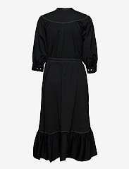Polo Ralph Lauren - Cotton Broadcloth Dress - midi dresses - polo black - 2