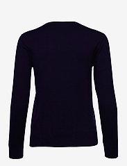Polo Ralph Lauren - PIMA JSY STRETCH-LSL-SWT - jumpers - bright navy - 2