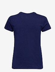Polo Ralph Lauren - Seashell Logo Cotton Jersey Tee - t-shirts - holiday navy - 2