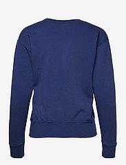 Polo Ralph Lauren - Côte d'Azur Fleece Sweatshirt - sweatshirts - vineyard royal - 2
