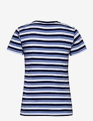 Polo Ralph Lauren - Striped Cotton Tee - t-shirts - blue/navy/white - 2