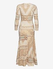 Polo Ralph Lauren - Southwestern Henley Dress - sommerkjoler - bcn print - 2