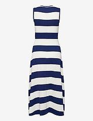 Polo Ralph Lauren - PIMA TENCEL RIB-SLS-CSD - sommerkjoler - holiday navy/nevi - 2