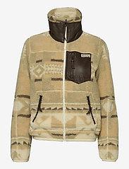 Polo Ralph Lauren - Southwestern Fleece Zip Jacket - fleece - bcn print - 1