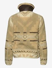 Polo Ralph Lauren - Southwestern Fleece Zip Jacket - fleece - bcn print - 2