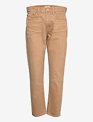 Polo Ralph Lauren - AVERY BF-DENIM - straight jeans - light brown - 0