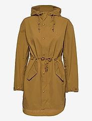 Polo Ralph Lauren - MDNA WNDBRK-JACKET - parka coats - harvest - 0