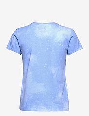 Polo Ralph Lauren - Graphic Logo Cotton Tee - t-shirts - harbor island blu - 2