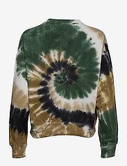 Polo Ralph Lauren - FL RLXD CN-LONG SLEEVE-KNIT - sweatshirts - forest sprial - 1