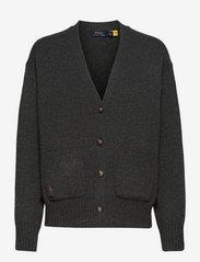 Wool-Blend Buttoned Cardigan - STADIUM GREY HEAT