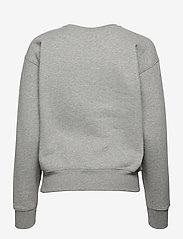Polo Ralph Lauren - LW SEASONAL FLEECE-LSL-SWS - sweatshirts - andover heather - 1