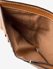 Polo Ralph Lauren - Tartan Wool Compact Wallet - wallets - natural - 4