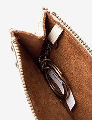 Polo Ralph Lauren - STUDDED DS LTHR-ZIP CC-CCS-SMA - card holders - cream - 4