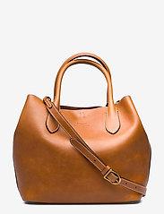 Leather Medium Bellport Tote - CUOIO