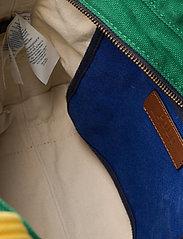 Polo Ralph Lauren - Color-Blocked Canvas Tote - shoppers - multi - 5
