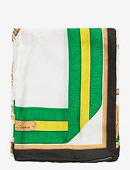 Polo Ralph Lauren - Equestrian Silk Scarf - skjerf - white multi - 2