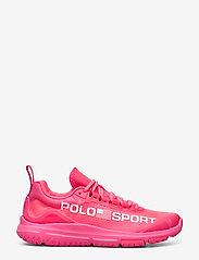 Polo Ralph Lauren - Polo Sport Tech Sneaker - low top sneakers - neon fuschia - 1