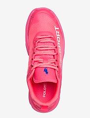 Polo Ralph Lauren - Polo Sport Tech Sneaker - low top sneakers - neon fuschia - 3