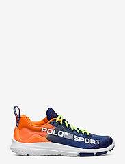 Polo Ralph Lauren - Polo Sport Tech Ombré Sneaker - low top sneakers - ombre multi - 1