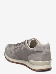 Polo Ralph Lauren - Classic Runner Suede & Mesh Sneaker - low top sneakers - grey - 2