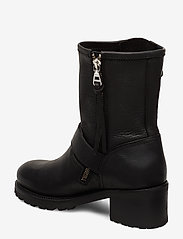 Polo Ralph Lauren - Payge Vachetta Leather Boot - heeled ankle boots - black - 2