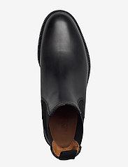 Polo Ralph Lauren - Calfskin Lug Chelsea Boot - chelsea boots - black - 3