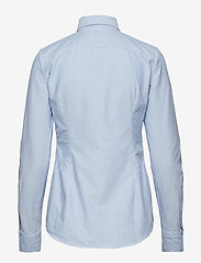 Polo Ralph Lauren - Custom Fit Cotton Oxford Shirt - langærmede skjorter - bsr blue - 1