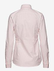 Polo Ralph Lauren - Custom Fit Cotton Oxford Shirt - long-sleeved shirts - bsr pink/white - 1