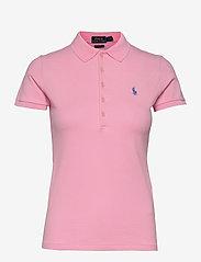 Polo Ralph Lauren - Slim Fit Polo Shirt - poloskjorter - carmel pink - 0