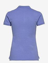 Polo Ralph Lauren - Slim Fit Polo Shirt - poloskjorter - harbor island blu - 2