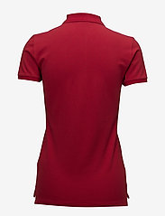 Polo Ralph Lauren - Slim Fit Polo Shirt - polo shirts - rl2000 red/navy p - 2