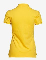 Polo Ralph Lauren - Slim Fit Polo Shirt - poloskjorter - yellowfin - 2