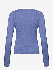 Polo Ralph Lauren - Cable-Knit Cotton Sweater - trøjer - harbor island blu - 2