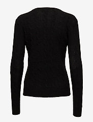 Polo Ralph Lauren - Wool-Cashmere Crewneck Sweater - polo black - 2