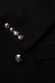 Polo Ralph Lauren - Knit Double-Breasted Blazer - blazers - polo black - 3