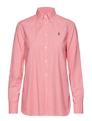 Relaxed Fit Oxford Shirt - RIBBON PINK