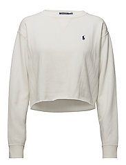 Cropped Fleece Sweatshirt - NEVIS