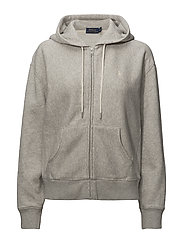 LT WT SEASONAL FLC-LSL-KNT - LT SPORT HEATHER