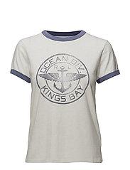 Cotton Graphic T-Shirt - NEVIS