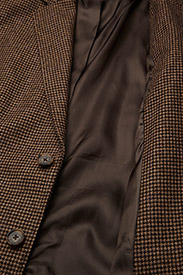 Polo Ralph Lauren - Houndstooth Tweed Blazer - suits & co-ords - brown/camel hound - 3