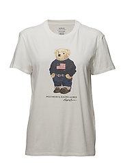 Polo Bear Cotton T-Shirt - NEVIS