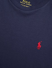 Polo Ralph Lauren - Cotton Jersey Crewneck Tee - t-shirts - cruise navy - 2